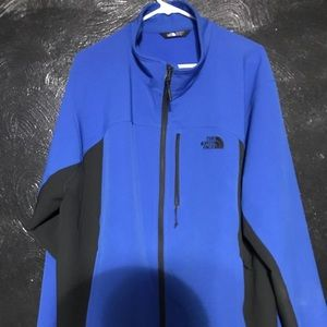 North face winter jacket with out hood XXL